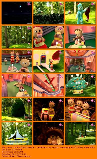 Ο ΜΑΓΙΚΟΣ ΚΗΠΟΣ: Ο ΤΟΜΠΛΙΠΟΥ ΟΥ ΠΙΝΕΙ ΟΛΩΝ ΤΟ ΧΥΜΟ ΠΙΝΚΥ ΠΟΝΚ - In the Night Garden: Tombliboo Ooo Drinks Everybody Else's Pinky Ponk Juice (ΜΕΤΑΓΛΩΤΙΣΜΕΝΟ ΣΤΑ ΕΛΛΗΝΙΚΑ) (ΠΡΙΣΜΑ+)