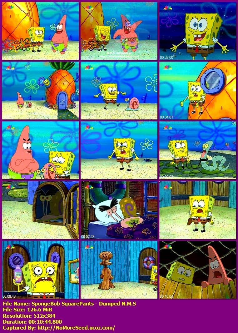 Μπομπ Σφουγγαράκης: Παρατημένος - SpongeBob SquarePants: Dumped (ΜΕΤΑΓΛΩΤΤΙΣΜΕΝΟ ΣΤΑ ΕΛΛΗΝΙΚΑ) N.M.S. (STAR)