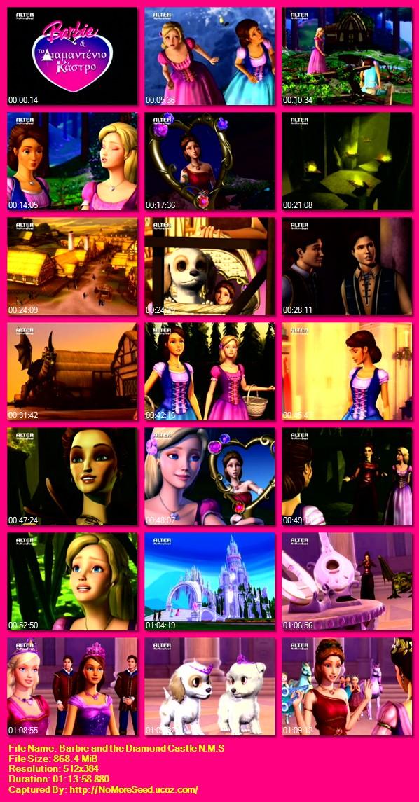 Η ΜΠΑΡΜΠΙ ΚΑΙ ΤΟ ΔΙΑΜΑΝΤΕΝΙΟ ΚΑΣΤΡΟ - Barbie And The Diamond  Castle (ΜΕΤΑΓΛΩΤΤΙΣΜΕΝΟ ΣΤΑ ΕΛΛΗΝΙΚΑ) N.M.S. (ALTER)
