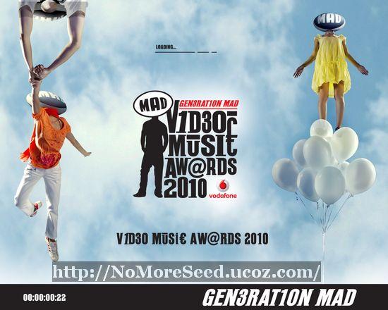 MAD VIDEO MUSIC AWARDS 2010 - ALPHA.MAD.Video.Music.Awards.2010.DSR-GrLTv