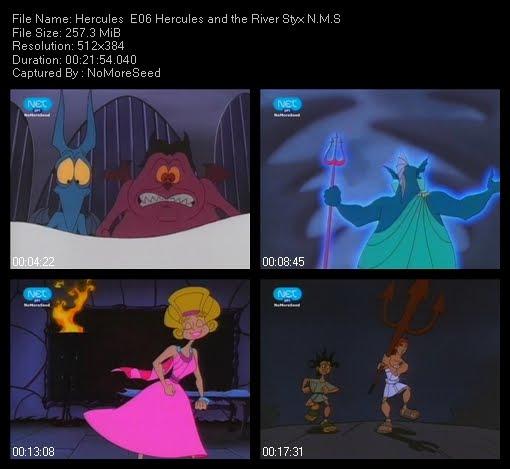 ΗΡΑΚΛΗΣ: Ο ΠΟΤΑΜΟΣ ΣΤΥΞ - HERCULES E06 Hercules and the River Styx N.M.S (ΜΕΤΑΓΛΩΤΤΙΣΜΕΝΟ ΣΤΑ ΕΛΛΗΝΙΚΑ) (NET)