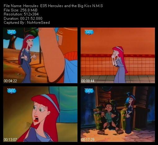 Ηρακλησ: το μεγαλο φιλι e05 - hercules e05 hercules