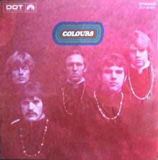 COLOURS - Colours (1st)