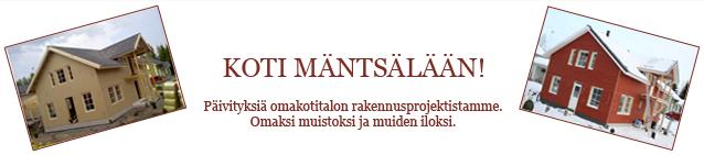 Koti Mäntsälään!