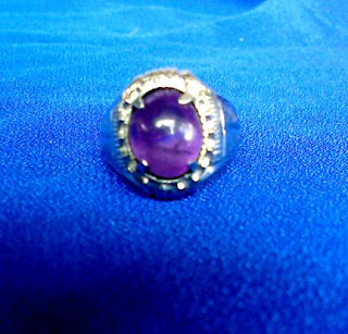 ini adalah sampel cincin monel pria