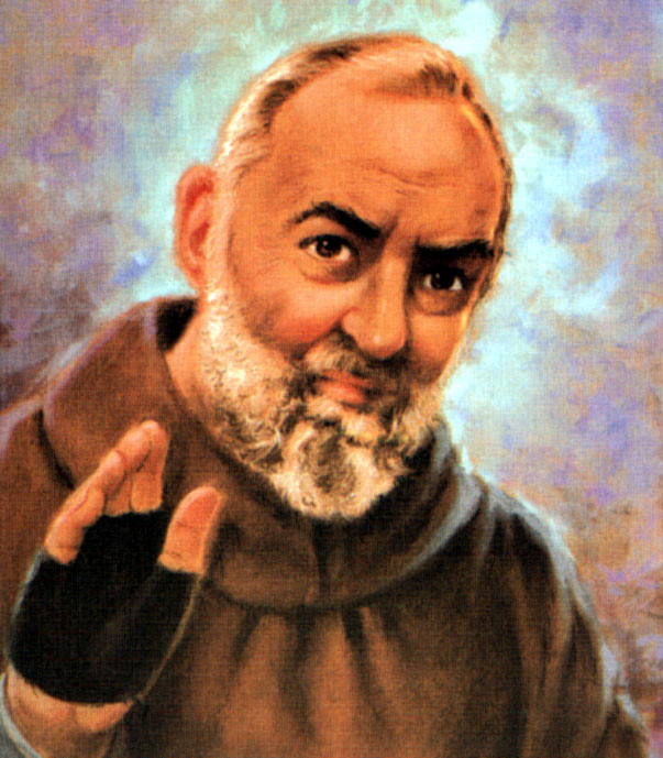 ... known as padre pio was extraordinary to say the least well documented