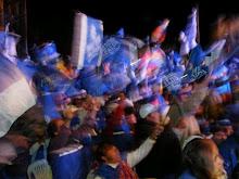Acto De Evo Morales