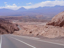 Saliendo de San Pedro De Atacama