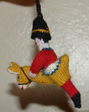 Peruvian dancer ornament
