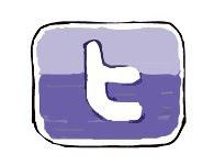 Eu twitto, tu twittas, a gente twittamos.