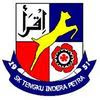 Ini logo sekolah rendahku. Belajar sana dari 1998 - 2002