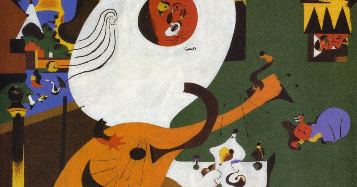 Regardezvousallezvoir for Joan miro interieur hollandais
