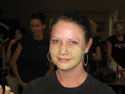 Evans Hairstyling College sydney brewer stylist evans hairstyling college Students Using Home Made Masks Some Were Made Out Of Veggies Fruits Dairy Herbsand Oils The Oatmeal Was The Best Funny What You Can Mix Up In A