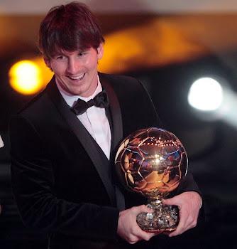 Balón de Oro 2010