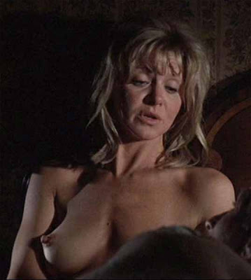 Melinda Dillon Nude Slap Shot And Lace Up Back Bikini Top
