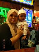 ibu with Zarif