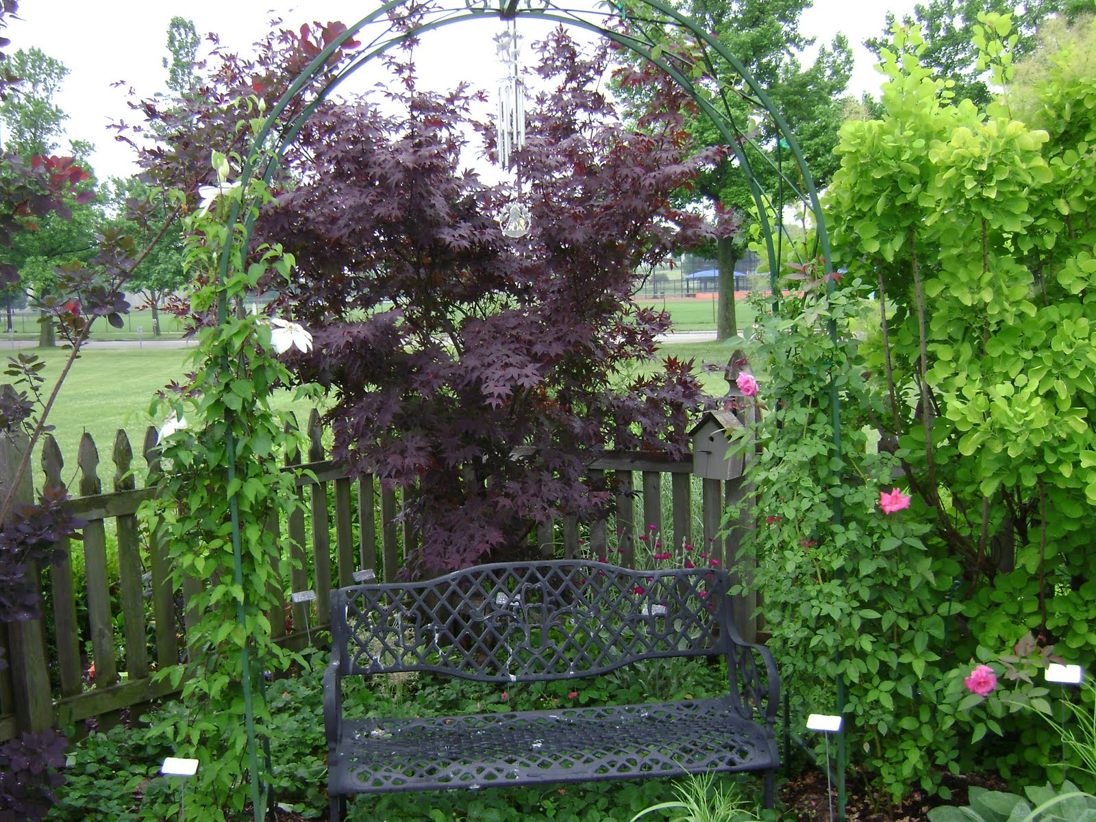 Prairie Rose's Garden: Ideas Galore in the Idea Garden