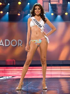 Miss Universe 2009 swimsuit parade photo gallery