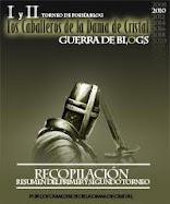 Recopilacion del I y del II torneo Los Caballeros de la Dama de Cristal