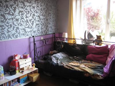 Missnonsens goes nonsens de nieuwe slaapkamer van yanouck - Mooie meid slaapkamer ...