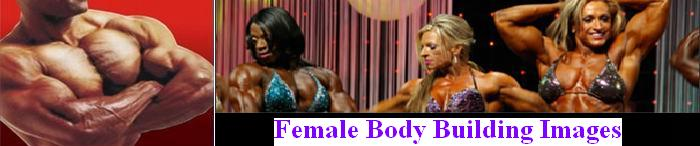 Female Body Building Images