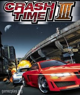 Categoria corrida, Capa Download Crash Time III (PC)