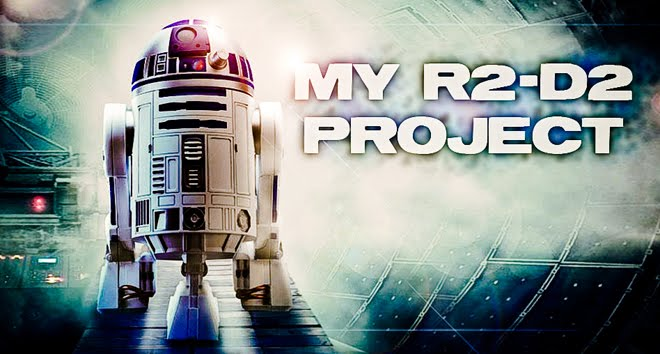 My R2-D2 Project