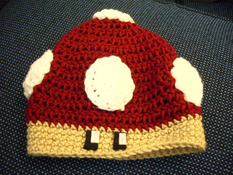 baby mushroom hat for halloween costume