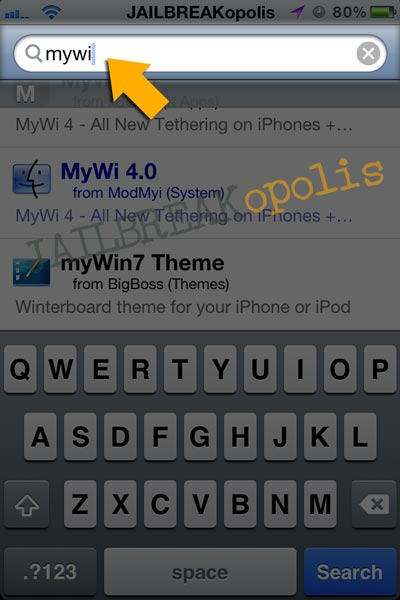 MyWi 4.0   Turn Your iPhone Into Wireless Router   How to Install