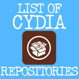List of Cydia Repositories & Sources