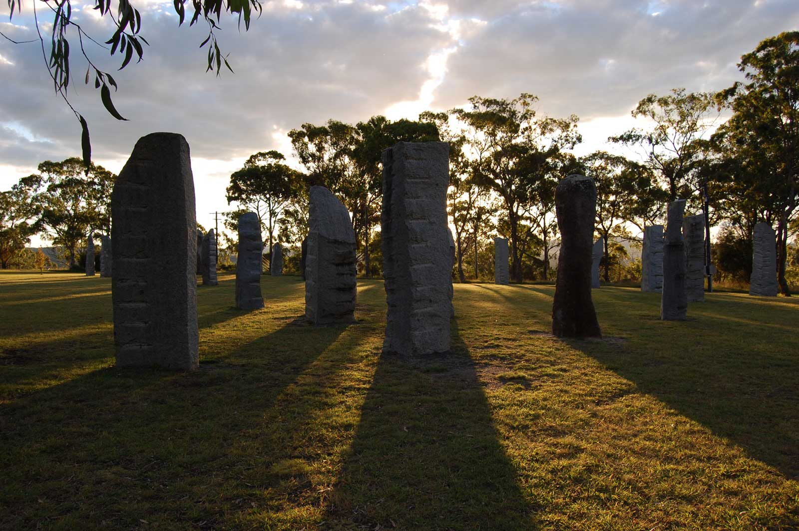 Glen Innes Australia  city photos gallery : glen innes standing stones the australian answer to stonehenge ...