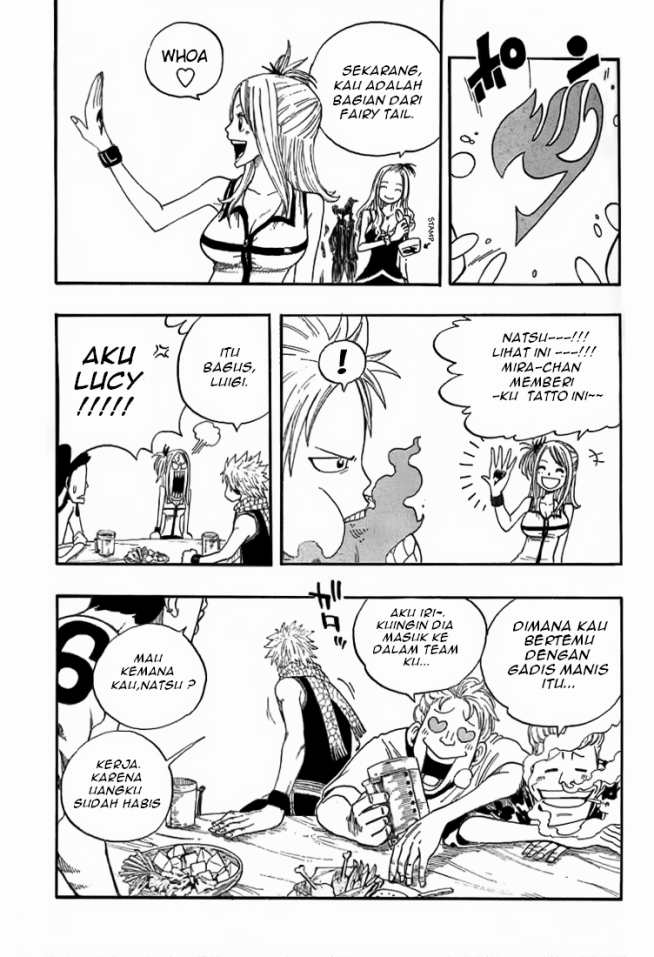 Fairy Tail page 3...
