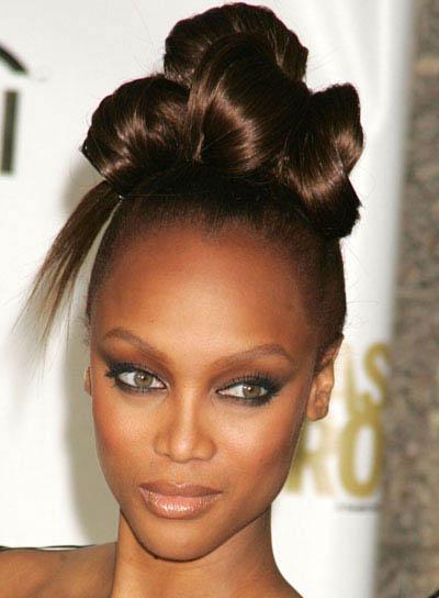 Avant Garde Black Hairstyles : Black hair style avant garde