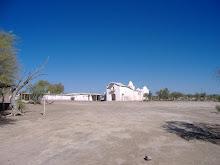 Capilla del Rosario - Lagunas de Guanacache