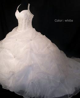 Europe Wedding Dress Design