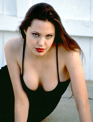 Angelina jolie naked pic with girls photo 303
