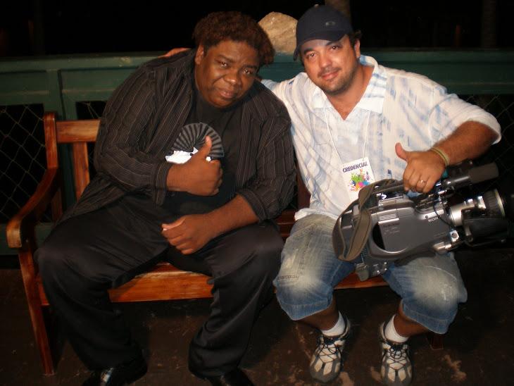 Eu e Sérgio Loroza
