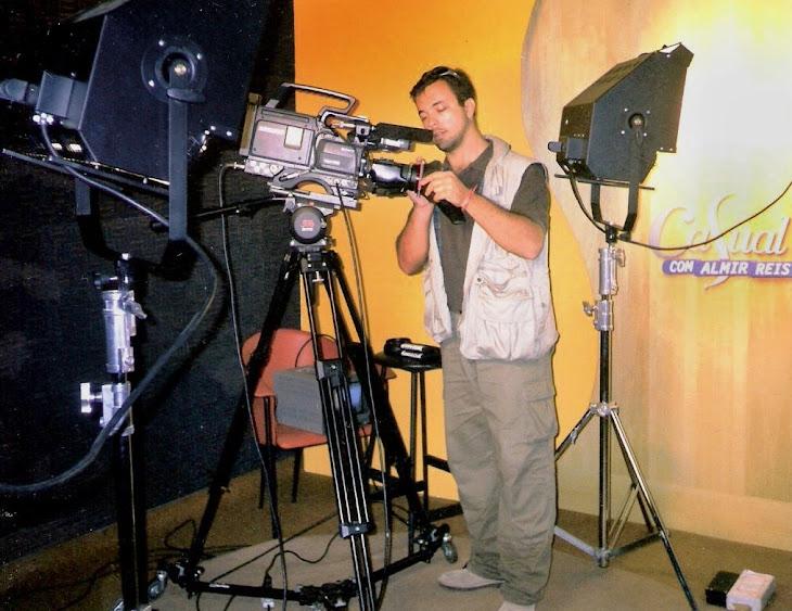 Estudio de gravação Bretas propaganda-Campinas.