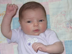 Lizzie at 1 month