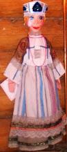 A bonequinha da Zogia....