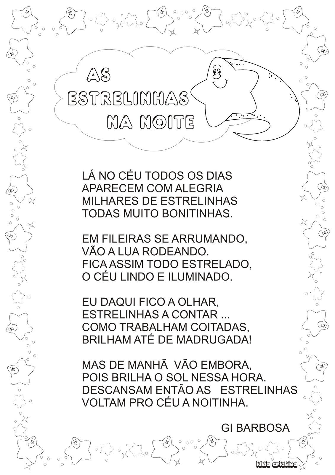 Texto da educação infantil