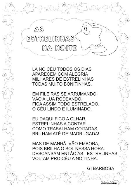 Texto Infantil / Produção Textual