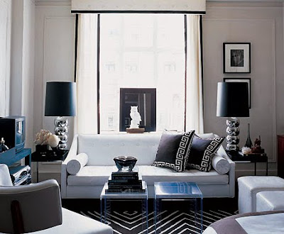 Best home furnishings green home furnishings fashion White and black modern living room