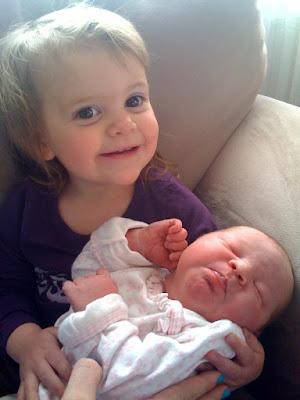 Eowyn and Hayley Hardebeck