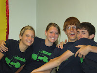 Utah Team at Robinwood