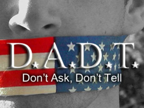 an analysis of the statement dont ask dont tell and how its is used in the military The discriminatory don't ask, don't tell ban on gay and lesbian service members is officially in the dustbin of history for 17 years, the law prohibited qualified gay and lesbian americans from serving in the armed forces and sent a message that discrimination was acceptable a new chapter now begins for the nation's military.