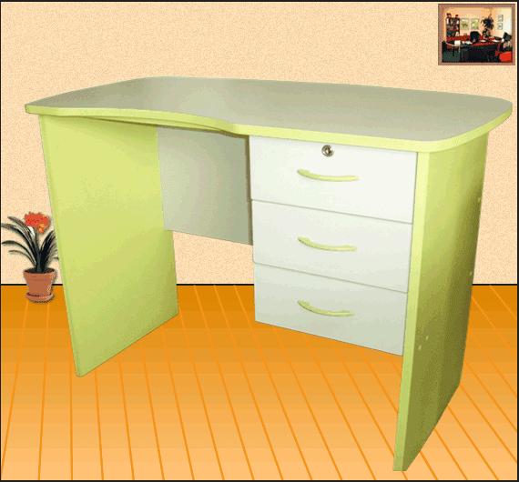 El constructor escritorios for Escritorios de ninos