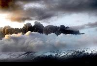Icelandic Volcano Ash