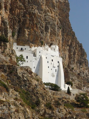 το μοναστήρι της Χοζοβιώτισσας, ©coby