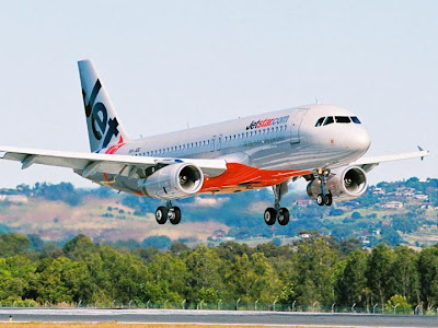 Jetstar Asia Airways A 320